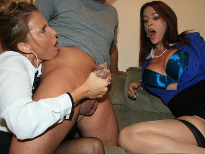 Rachel Steele and Stacie Starr